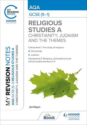 Téléchargez le livre :  My Revision Notes: AQA GCSE (9-1) Religious Studies Specification A Christianity, Judaism and the Religious, Philosophical and Ethical Themes