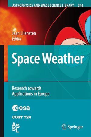 Téléchargez le livre :  Space Weather