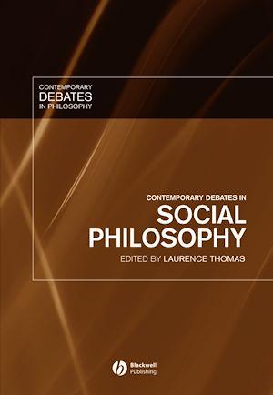 Téléchargez le livre :  Contemporary Debates in Social Philosophy