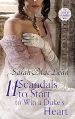 Télécharger le livre :  Eleven Scandals to Start to Win a Duke's Heart
