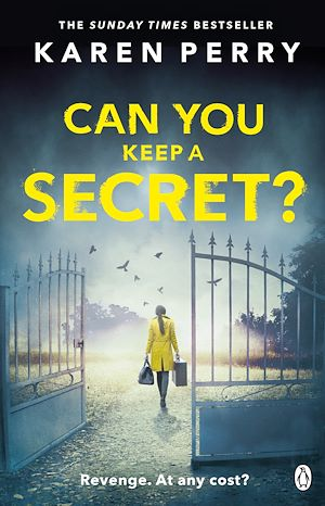 Téléchargez le livre :  Can You Keep A Secret?