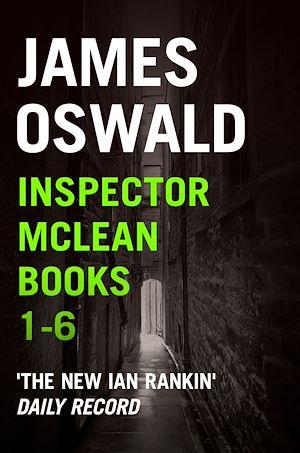 Téléchargez le livre :  Inspector McLean Ebook Bundle: Books 1-6
