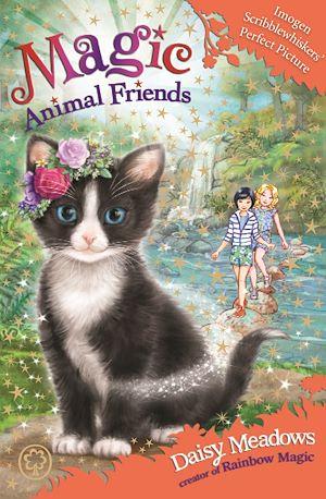 Téléchargez le livre :  Imogen Scribblewhiskers' Perfect Picture