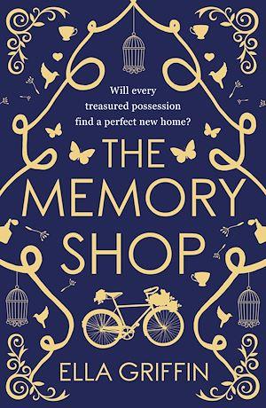 Téléchargez le livre :  The Memory Shop