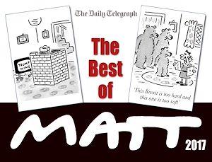 Téléchargez le livre :  The Best of Matt 2017