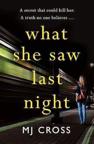 Téléchargez le livre :  What She Saw Last Night