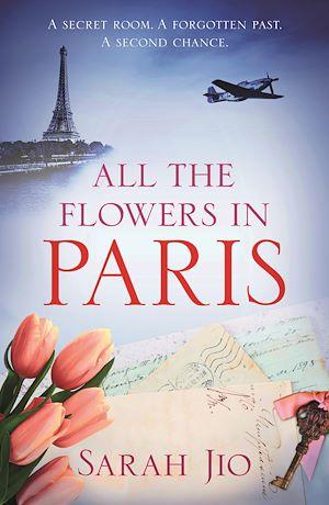 Téléchargez le livre :  All the Flowers in Paris