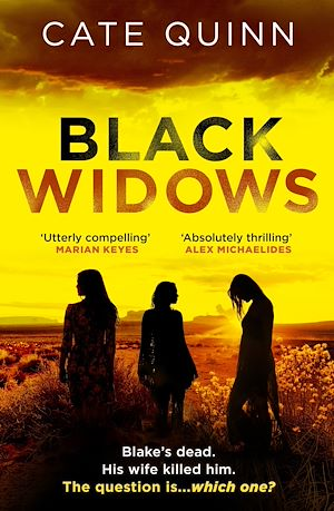 Téléchargez le livre :  Black Widows