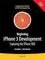 Télécharger le livre :  Beginning iPhone 3 Development
