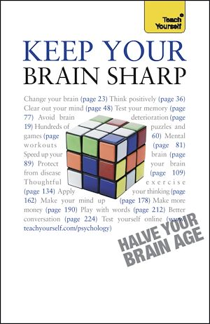 Téléchargez le livre :  Keep Your Brain Sharp: Teach Yourself