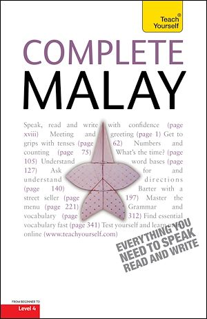Téléchargez le livre :  Complete Malay Beginner to Intermediate Book and Audio Course