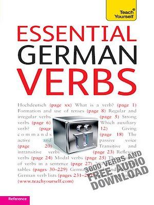 Téléchargez le livre :  Essential German Verbs: Teach Yourself