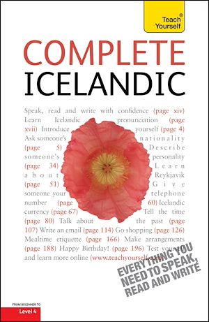 Téléchargez le livre :  Complete Icelandic Beginner to Intermediate Book and Audio Course