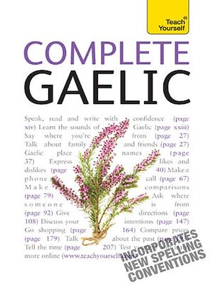 Téléchargez le livre :  Complete Gaelic Beginner to Intermediate Book and Audio Course