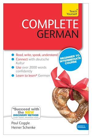 Téléchargez le livre :  Complete German (Learn German with Teach Yourself)