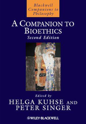 Téléchargez le livre :  A Companion to Bioethics