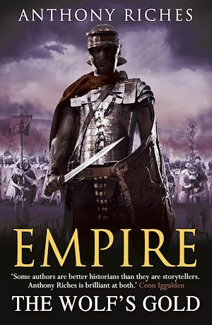 Téléchargez le livre :  The Wolf's Gold:  Empire V