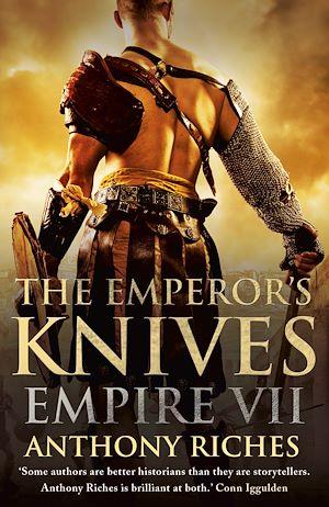 Téléchargez le livre :  The Emperor's Knives: Empire VII