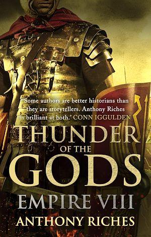 Téléchargez le livre :  Thunder of the Gods: Empire VIII