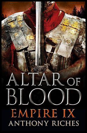 Téléchargez le livre :  Altar of Blood: Empire IX
