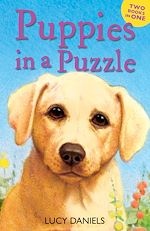 Télécharger le livre :  Puppies in a Puzzle (Dalmatian in the Dales & Labrador on the Lawn)