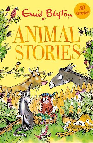 Téléchargez le livre :  Animal Stories