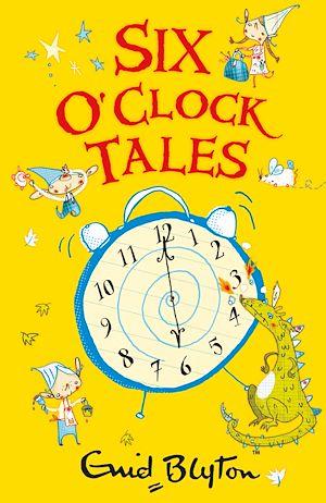 Téléchargez le livre :  Six O'Clock Tales