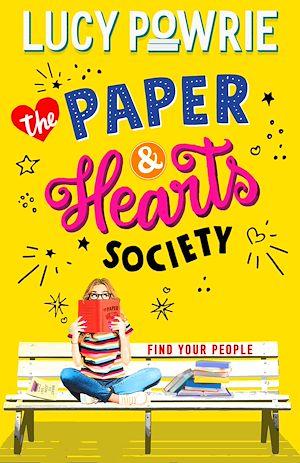 Téléchargez le livre :  The Paper & Hearts Society