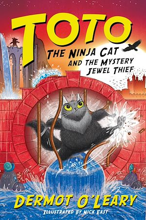Téléchargez le livre :  Toto the Ninja Cat and the Mystery Jewel Thief