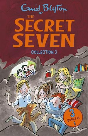 Téléchargez le livre :  The Secret Seven Collection 3