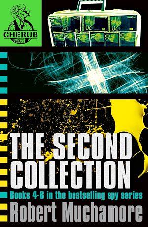 Téléchargez le livre :  CHERUB The Second Collection