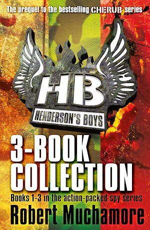 Téléchargez le livre :  Henderson's Boys 3-Book Collection