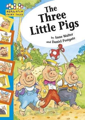 Téléchargez le livre :  The Three Little Pigs