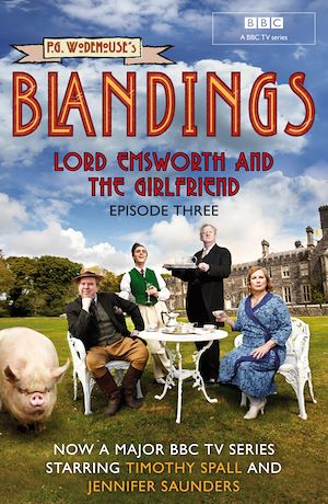 Téléchargez le livre :  Blandings: Lord Emsworth and the Girlfriend