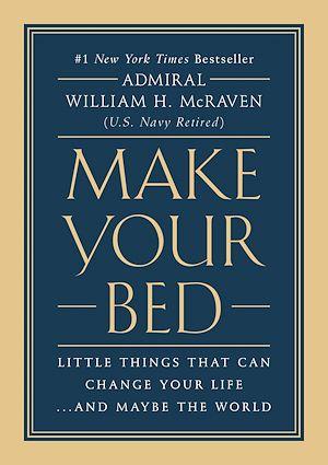 Téléchargez le livre :  Make Your Bed