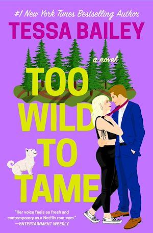 Téléchargez le livre :  Too Wild to Tame