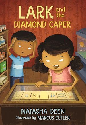 Téléchargez le livre :  Lark and the Diamond Caper