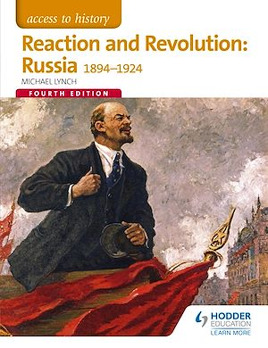 Téléchargez le livre :  Access to History: Reaction and Revolution: Russia 1894-1924 Fourth Edition