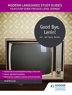 Téléchargez le livre :  Modern Languages Study Guides: Good Bye, Lenin!