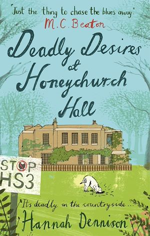 Téléchargez le livre :  Deadly Desires at Honeychurch Hall