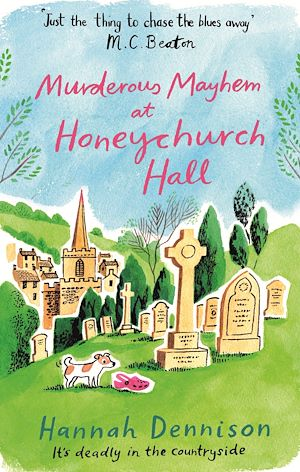 Téléchargez le livre :  Murderous Mayhem at Honeychurch Hall