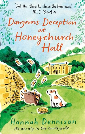 Téléchargez le livre :  Dangerous Deception at Honeychurch Hall