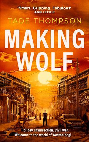 Téléchargez le livre :  Making Wolf