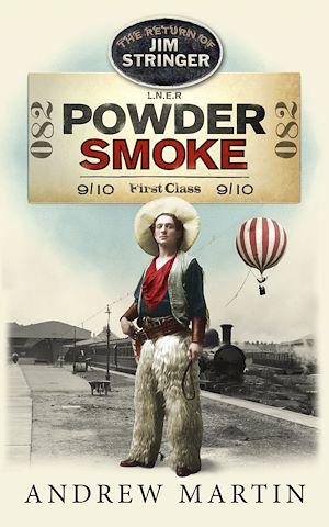 Téléchargez le livre :  Powder Smoke