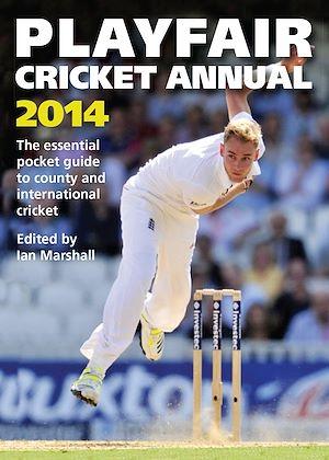 Téléchargez le livre :  Playfair Cricket Annual 2014