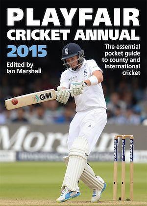 Téléchargez le livre :  Playfair Cricket Annual 2015