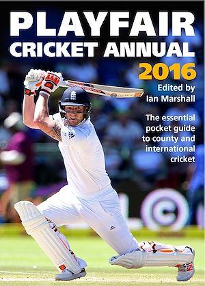 Téléchargez le livre :  Playfair Cricket Annual 2016