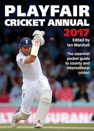 Téléchargez le livre :  Playfair Cricket Annual 2017