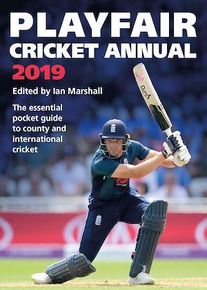 Téléchargez le livre :  Playfair Cricket Annual 2019