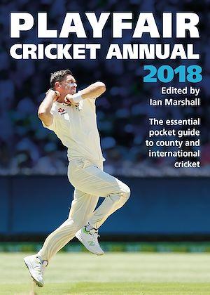 Téléchargez le livre :  Playfair Cricket Annual 2018